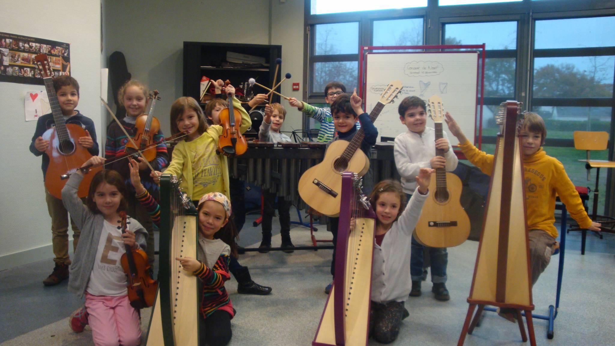 Inscription et tarifs école de musique Saint-Luce sur Loire