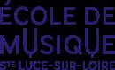 Logo école de musique Sainte-Luce sur Loire