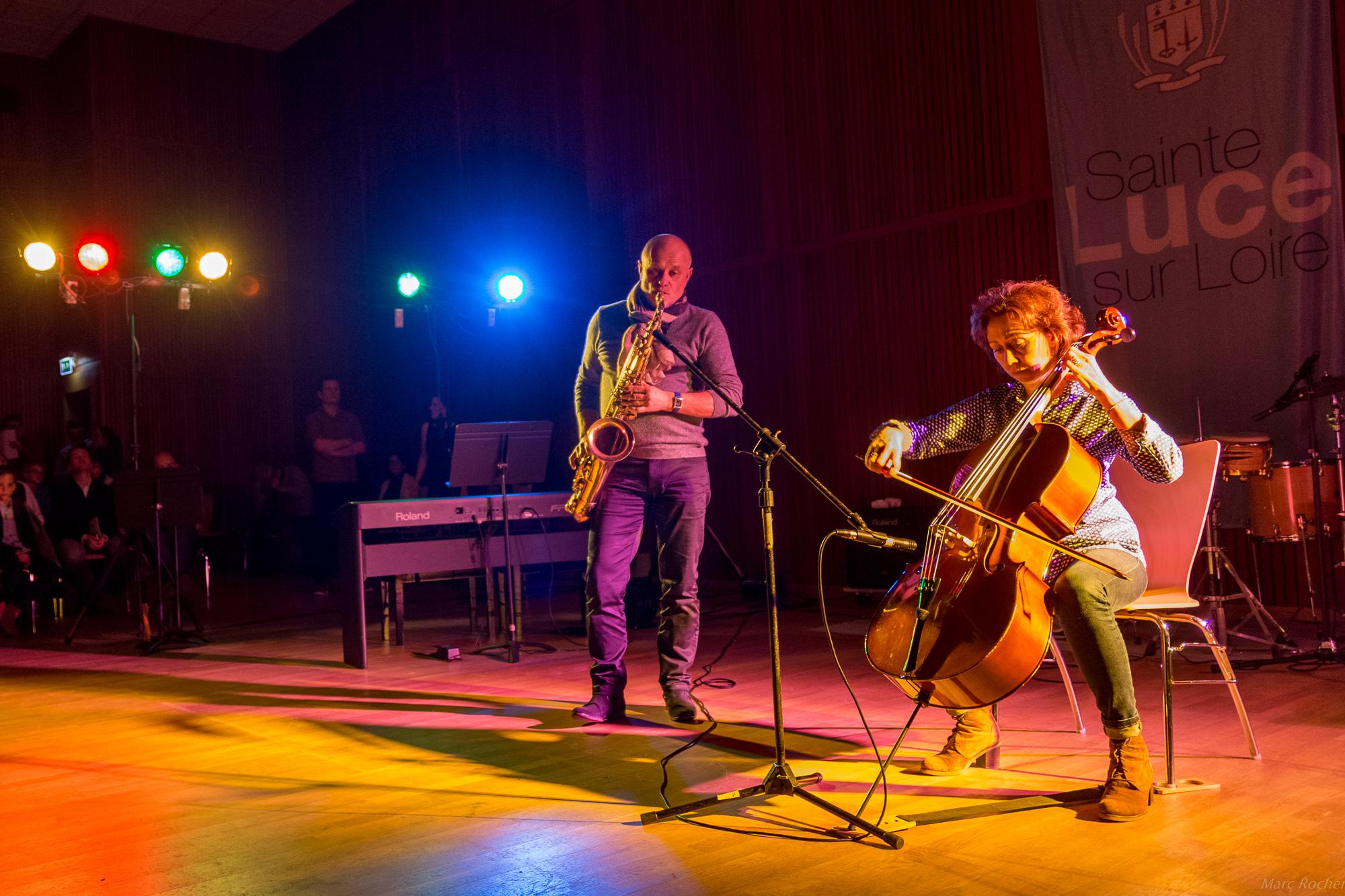 École de musique Sainte Luce sur Loire