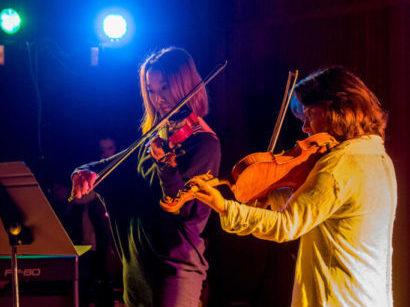 Concert de violonistes